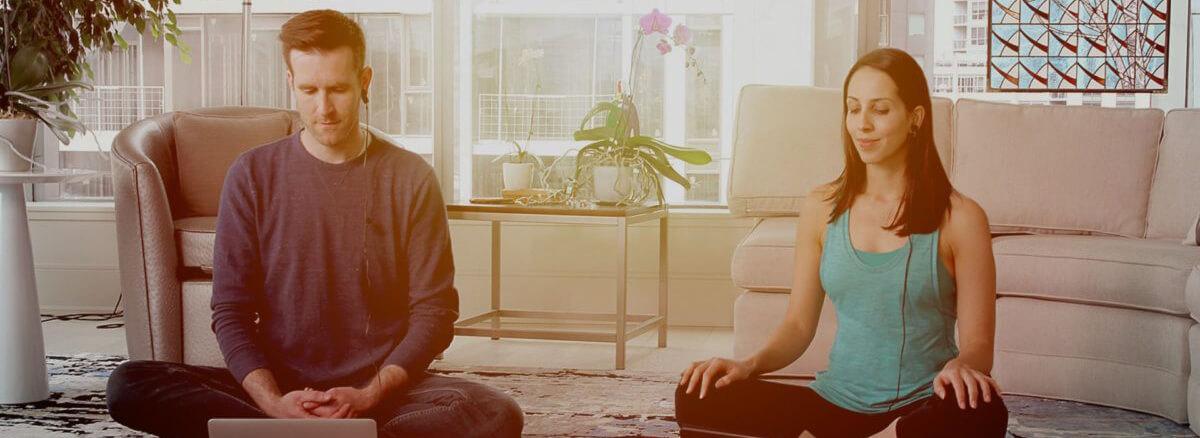 meditation living room